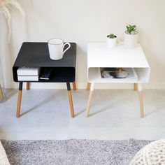 Hinata, Floating Nightstand, Office Desk, Table, Furniture, Home Decor, Instagram, Floating Headboard, Desk Office