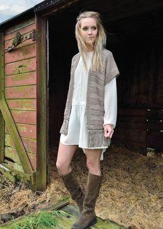 Rowan Cotton Lustre/Parsley XS11: S12: M13: L13: XL14: XXL15