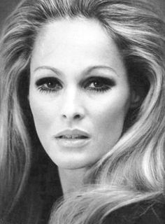 Hollywood Celebrities, Hollywood Actresses, Actors & Actresses, Ursula Andress, Classic Hollywood, Old Hollywood, Ana Ortiz, James Bond, Bond Girls
