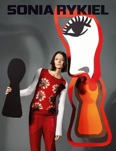 AW13 Campaign: Sonia Rykiel