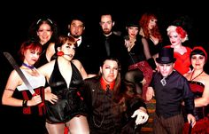 Lucky Promotions :: Artists :: Freakshow Deluxe