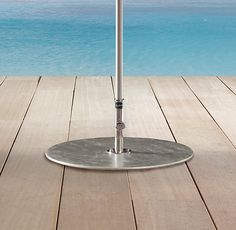 Tuuci® 95–Lb. Steel Umbrella Stand