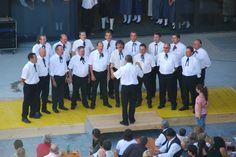 Paznaun aufmarschiert 2009 Paznauner Männerchor