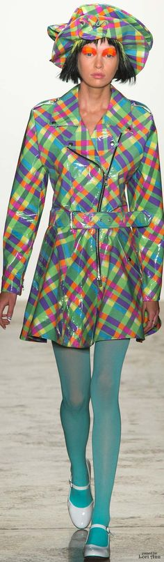 Jeremy Scott Fall 2015 RTW