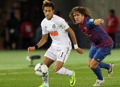 """Puyol: """"He jugado contra él y hay pocos como Neymar"""""""