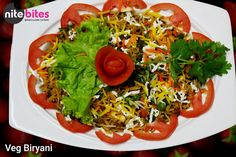 veg biryani order online at #nitebites