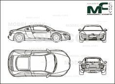 Mercedes-Benz Vito van, compact version, 1 sliding door