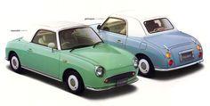 Nissan Figaro Brochure - 3