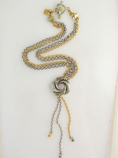I want my boyfriend to surprise me with an Algerian Love Knot necklace. Swoon!