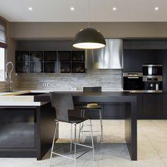 Contemporary Kitchen Design Style