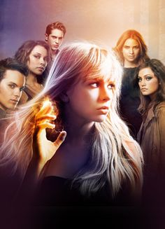 "CW TV's ""The Secret Circle"" --what a pity that this show was cancelled :("
