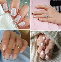 Engagement Manicure Ideas | Try Some Fun Tips