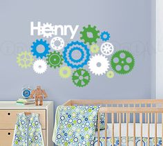 Hey, I found this really awesome Etsy listing at https://www.etsy.com/listing/81799283/gear-wall-decal-cogs-wheels-and-gears