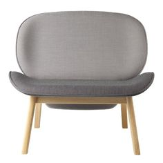 Buy L32 Suru Lounge Chair Online At Illums Bolighus. Grey Chair, Lounge, Modern, Stuff To Buy, Furniture, Design, Home Decor, Airport Lounge, Drawing Rooms