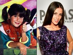 Soleil Moon Frye - Punky Brewster when celebrities were kids 13 Punky Brewster, Gary Coleman, Soleil Moon Frye, Age Progression, Celebrities Then And Now, Christina Ricci, Child Actors, Female Actresses, Celebrity Pictures
