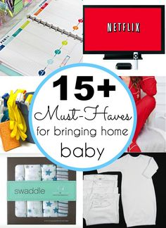 I had a baby a few weeks ago and there are a few things that I have loved in the first few weeks. I consider them all must haves! Not everyone needs all of these things but these are the things I had/used that made my life way easier when I brought my little guy home from the hospital.   1. Getting a house cleaner while in the hospital. I hated cleaning the last few weeks of pregnancy, its was nearly impossible with a huge belly. My mom is amazing and as a gift to me with every baby she has…