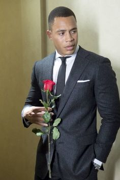 Trai Byers as Andre Lyon in Empire Serie Empire, Empire Cast, Empire Fox, Lucious Lyon, Trai Byers, Empire Season, Hip Hop, Danny, Empire State Of Mind