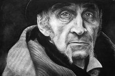 Charcol portrait | Charcoal Portrait Final by *LisaCrowBurke on deviantART