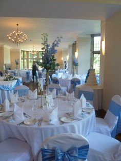 Wedgewood Silk at the lovely Coombe Lodge