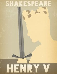 "Shakespeare's Henry V - inspiration behind ""The Soldier's Cross."""