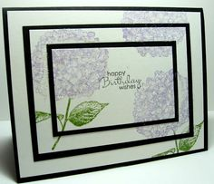 stamping up north: birthday cards