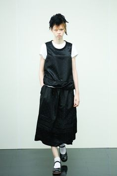 [No.24/87] tricot COMME des GARÇONS 2014春夏コレクション | Fashionsnap.com