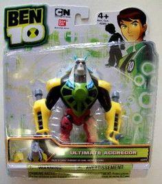 ben 10 ultimate alien toys | Ben 10 Ultimate Alien 10cm Aggregor Ben 10 The Toy Shop