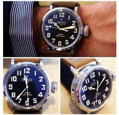 Zenith Type 20 Extra Special #Baselworld #Watches #Zenith