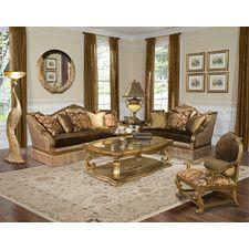 Villa Valencia Living Room Collection Wayfair Living Room - Wayfair living room sets