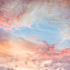 New Ideas For Painting Sky Clouds Beautiful Pastel Sky, Pink Sky, Rosy Pink, Pastel Pink, Pretty Sky, Beautiful Sky, Pretty Pastel, Vanilla Sky, Sky Aesthetic