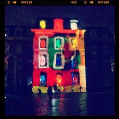Jan-Derk Koudijs pictures the Kinderhuis at @amsterdamlight Illuminade