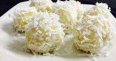 Beijinho de coco proteico