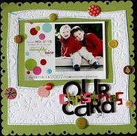 Scrap your Christmas cards. Good idea!! A Project by Shannon Tidwell from our Scrapbooking Gallery originally submitted 01/15/08 at 12:00 AM