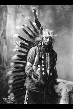 Little Horse. Oglala Sioux. 1898