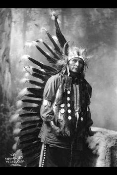 Little Horse. Oglala Sioux. 1898