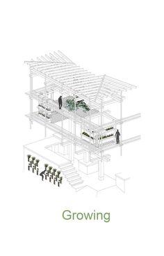 Galeria de Nest We Grow / Faculdade de Projeto Ambiental UC Berkeley + Kengo Kuma & Associates - 28