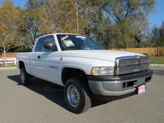 2001 Dodge Ram Used Cars Chico Ca