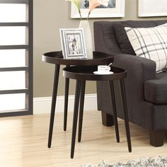 Monarch Specialties I 308 Nesting Table Set | Lowe's Canada $128