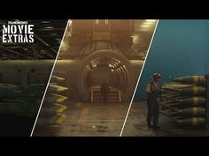 The Hunger Games: Mockingjay Part 2 - VFX Breakdown by Embassy (2015) - YouTube