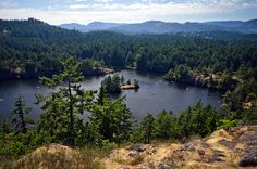 44 min walk from R. Lower Thetis Lake in View Royal near Victoria, BC. Victoria British Columbia, Victoria Canada, Victoria Vancouver Island, French Beach, Park Trails, South Island, Parks And Recreation, Island Life, Outdoor Fun