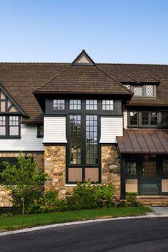 Peter Zimmerman Architects - New House, Wayne, PA