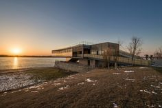 Gallery of Library on the Quay / ATA studio - 17