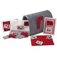 LETS PLAY MAIL! MY VALENTINES SET|UncommonGoods