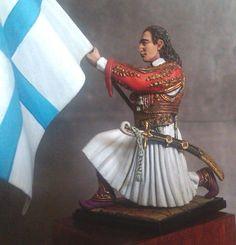 Επανάσταση 1821 - Αγία Λαύρα, Σημαία
