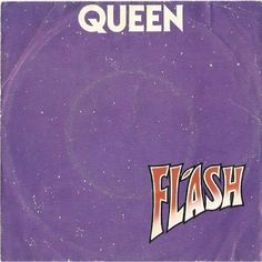 "7"" 45RPM Flash/Football Fight by Queen from EMI Electrola"