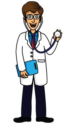A Doctor, childrens drawing tutorials, drawing manuals http://drawingmanuals.com/manual/how-to-draw-a-doctor/