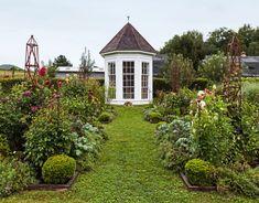 Exterior Design, Interior And Exterior, Garden Accessories, Garden Landscaping, Outdoor Spaces, Home And Garden, Landscape, Plants, Garden Sheds