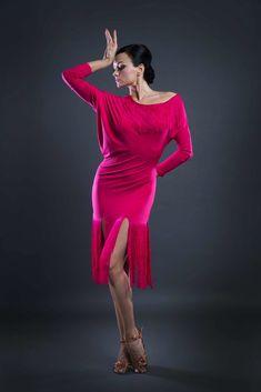 Santoria Yamuka Latin Dance Dress DR7071