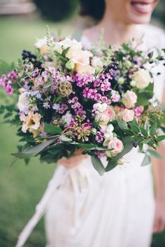 Purple Wedding, Floral Wedding, Wedding Colors, Bride Bouquets, Bridesmaid Bouquet, Bouquet Wedding, Wedding Planner Uk, Wedding Blog, Wedding Set