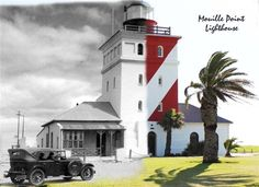 A lighthouse does it's job for years and never complains. (With the kind permission of The Western Cape Archives and Records Service. Nordic Walking, Cape Town South Africa, Victoria Falls, Lighthouses, Old Photos, Catholic, Southern, Places To Visit, Around The Worlds